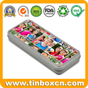Custom Metal Pencil Tin Box for Writing Case Gift Packaging pictures & photos