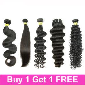Professional Human Hair Manufacturer 100% Virgin Human Hair on Sale pictures & photos