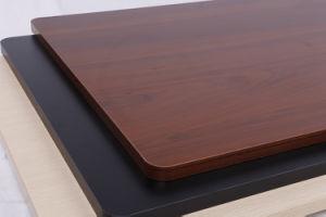 Crank Handle Manual Height Adjustable Lift Standing Desk pictures & photos