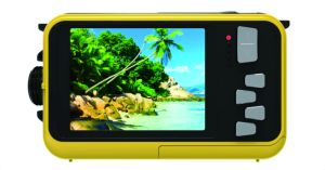 DSC Wp01 Camera Water-Resistant Dual-Screen HD 16X Digital Zoom with 24 Mega Pixels pictures & photos