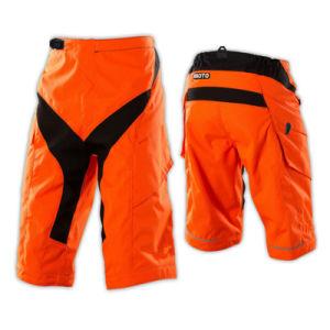 Orange Professional Mx/MTB Shorts Motocross OEM Sports Shorts (ASP05) pictures & photos