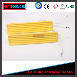 Customised Electric Infrared Ceramic Heater with K or J Thermocouple pictures & photos