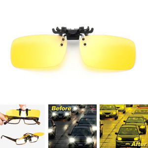 Night View Clip on Glasses, Glasses Reduce Glare pictures & photos
