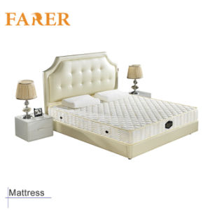 Luxury Bedroom Furniture High Quality Memory Foam Mattresss pictures & photos