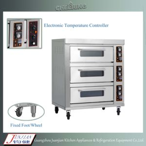 Ce Approved Electric Bread Baking Oven pictures & photos