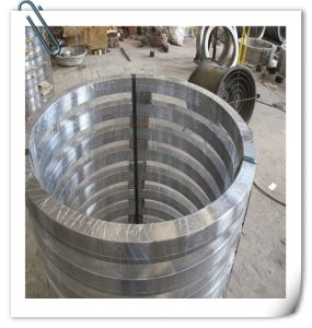 Forged Steel Ring AISI 1045 Forging Ring Large Diameter pictures & photos