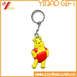 3D Cartoon Design PVC Keychain for Promotional Gift pictures & photos