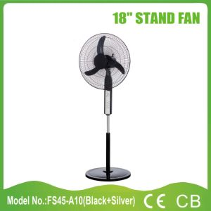 "Hot-Sale Good Design 18"" Stand Fan with CB Ce Approved (FS45-A10) pictures & photos"