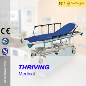 Hydraulic Stretcher for Hospital Transportations pictures & photos