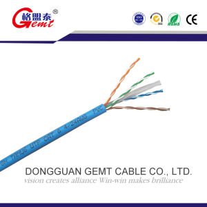 Cat5e CAT6 Networking Cable for Customized pictures & photos