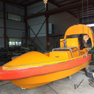25knots Fast Speed Diesel Engine Water Jet Propulsion Rescue Boat pictures & photos