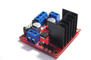 L298n Motor Drive Controller Board DC Dual H-Bridge Robot Stepper Motor Control & Drives Module for Arduino Smart Car Power Uno Mega R3 Mega2560 Duemilanove Na