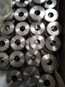 1045 Bevel Gears Stainless Forged Spiral Gear pictures & photos