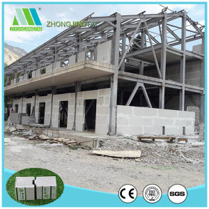 100mm Building Materials EPS Cement Sandwich Panels for Wall/Roof/Floor pictures & photos