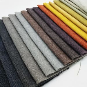Yarn Dyed Household Textile Sofa Chair Upholstery Fabric pictures & photos