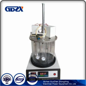 Petroleum Demulsibility Characteristics Test Water Separability Tester pictures & photos