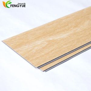 Environmentally Friendly for Children Plastic Wood PVC Vinyl Flooring pictures & photos