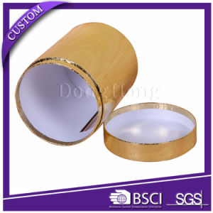Custom Printing Luxury Round Tube Tea Packaging Boxes pictures & photos