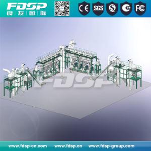 Factory Price Wood Pellet Hay Pellet Machine Plant pictures & photos