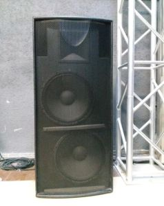 800W Dual 15 Inch DJ Sound Box P Audio Speakers (F215) pictures & photos