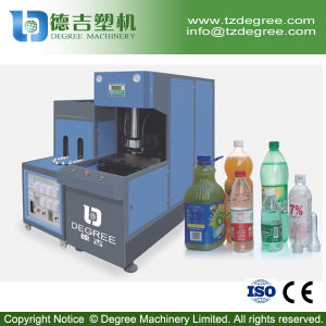 2 Years Warranty Pet Bottle Semi Automatic Blowing Machine Price for Sale pictures & photos