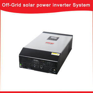1KVA 12VDC Pure Sine Wave Inverter with 50A PWM Solar Charger pictures & photos