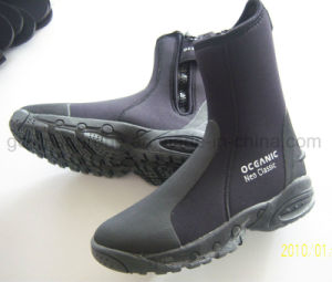 Neoprene Surfing Boots/Diving Boots (7328) pictures & photos