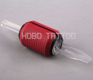 Super Big Open Magnum 30mm Red Disposable Tattoo Tube with Clear Tip (23M, 25M, 35M, 39M) pictures & photos