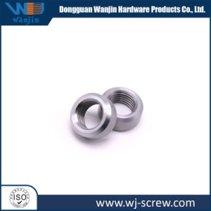 High Quality Steel Round Bolt and Nut pictures & photos