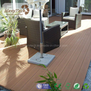 Plastic Composite Outdoor Anti Slip Swimming Pool WPC Decking pictures & photos