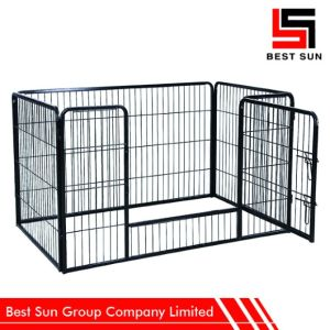Retractable Pet Fence Durable, Iron Fence Dog Kennel pictures & photos