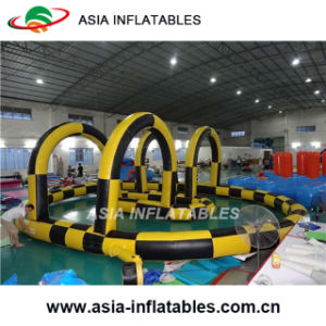 Inflatable Go Karts Race Track /Inflatable Zorb Race Track pictures & photos