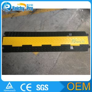 Corner Cable Ramp with Rubber Material pictures & photos