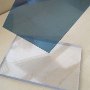 Xinhai High Quality Bayer UV-Protection Plastic Polycarbonate PC Solid Flat Sheet pictures & photos
