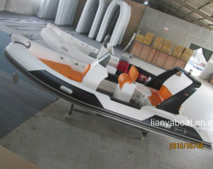 Liya 5.2m Rigid Inflatable Boat Rib Boat China for Sale pictures & photos