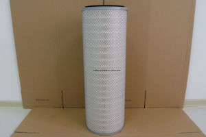 Nanoweb Cellulose Gas Turbine Dust Collect Filter Cartridge pictures & photos