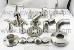Stainless Steel Railing Fitting, Handrail Fitting pictures & photos