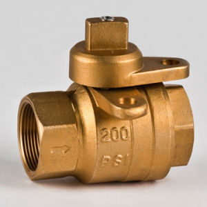 B62 Bronze Ball Valve Hot Sell pictures & photos