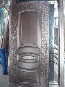 Economic Security Steel Door/Steel Door (YF-C02) pictures & photos