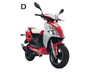 New 2009 50cc/125cc Gas Scooter (YY50QT-28D)