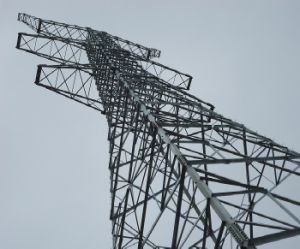 35kv Transmission Angle Steel Tower