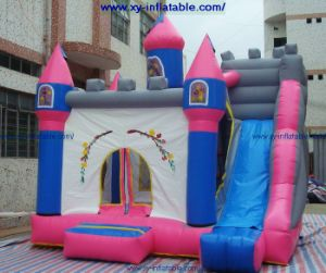 Castle Slide Combo / Bouncy Slide Comb (COM-56)