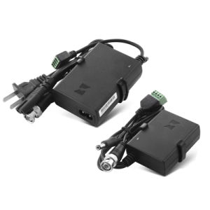 """One-Line Link""---2-in-1 Power Supply & Signal Transmission in 300 Meters (SW-Q1212-11)"