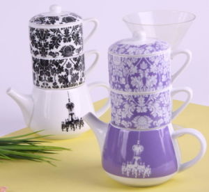 Porcelain Tea for Two