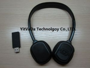 2.4G Wireless Headphone With Mic Built-in