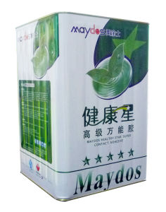 Maydos Neoprene Rubber Super Bond Conatct Cement Adhesive pictures & photos