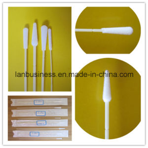 Medical Flocked Swab for Sample Collection pictures & photos