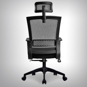 Home Furniture Study Chair with Mesh Cover and Headrest pictures & photos