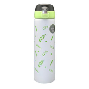 Stainless Steel Vacuum One Touch Sport Bottle pictures & photos