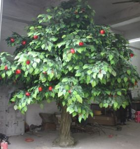Lifelike Decoration Tree/Artificial Apple Tree